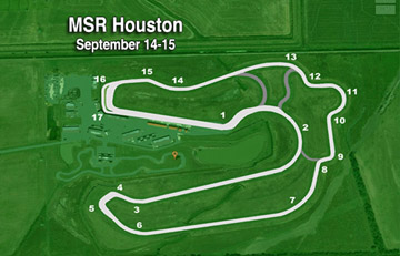 Motorsport Ranch Houston