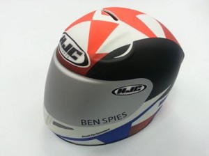 Ben Spies Replica