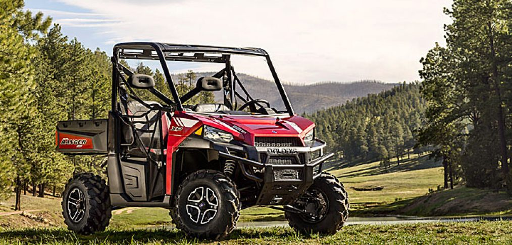 Polaris Ranger 900 XP
