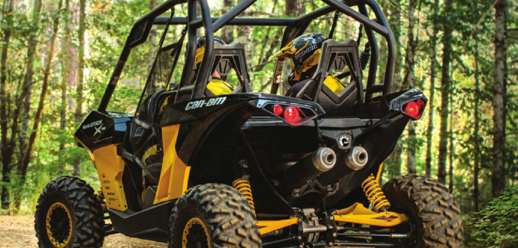 The all new 2013 Can-Am Maverick
