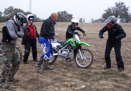 Learn To Ride On The Dirt At The Ixl Riding School Woods