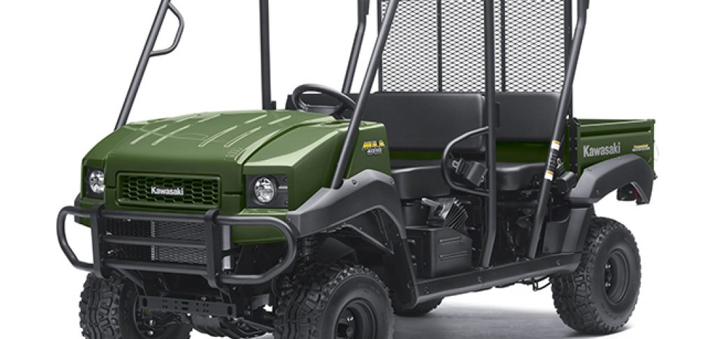 2013 Trans Mule in Scout Green