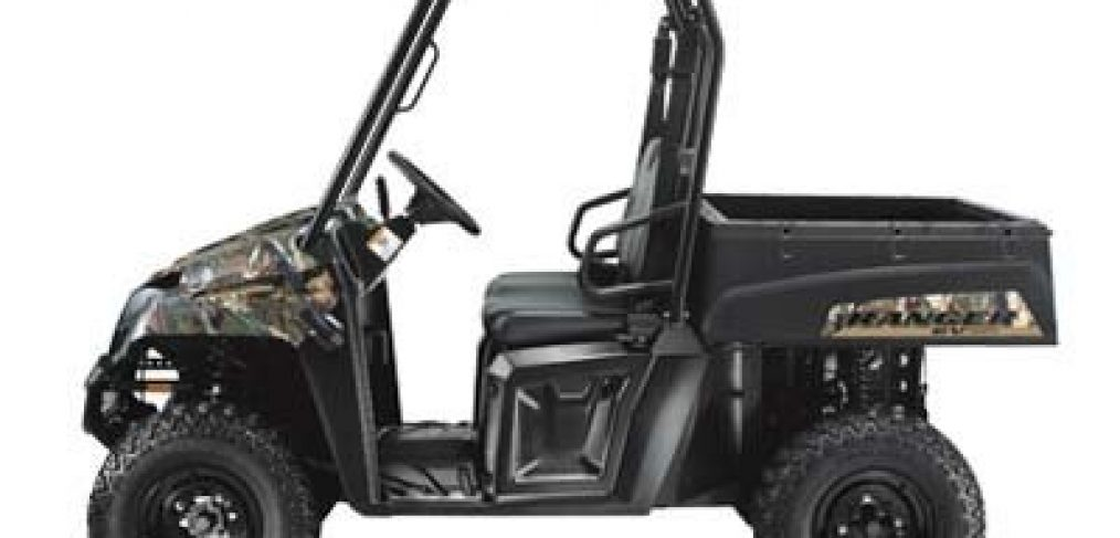 Polaris Ranger EV - Electric Vehicle