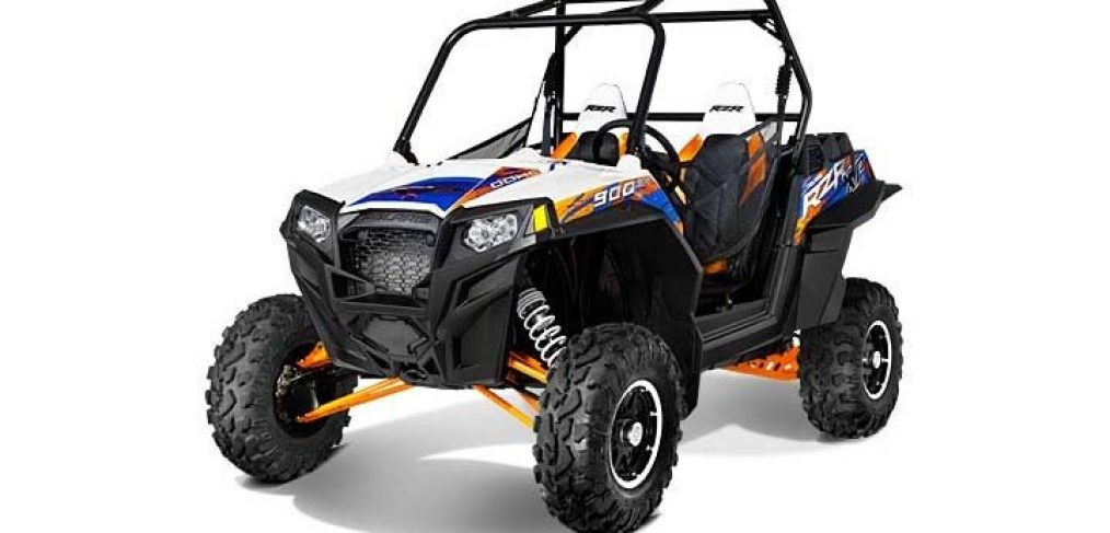 2013 Polaris Ranger RZR® XP™ 900 EPS LE
