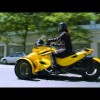 Can-Am Spyder Demo Days