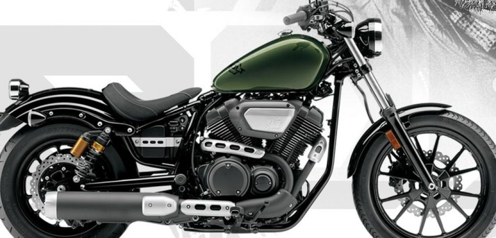 Star Motorcycle - Bolt - Camo Green