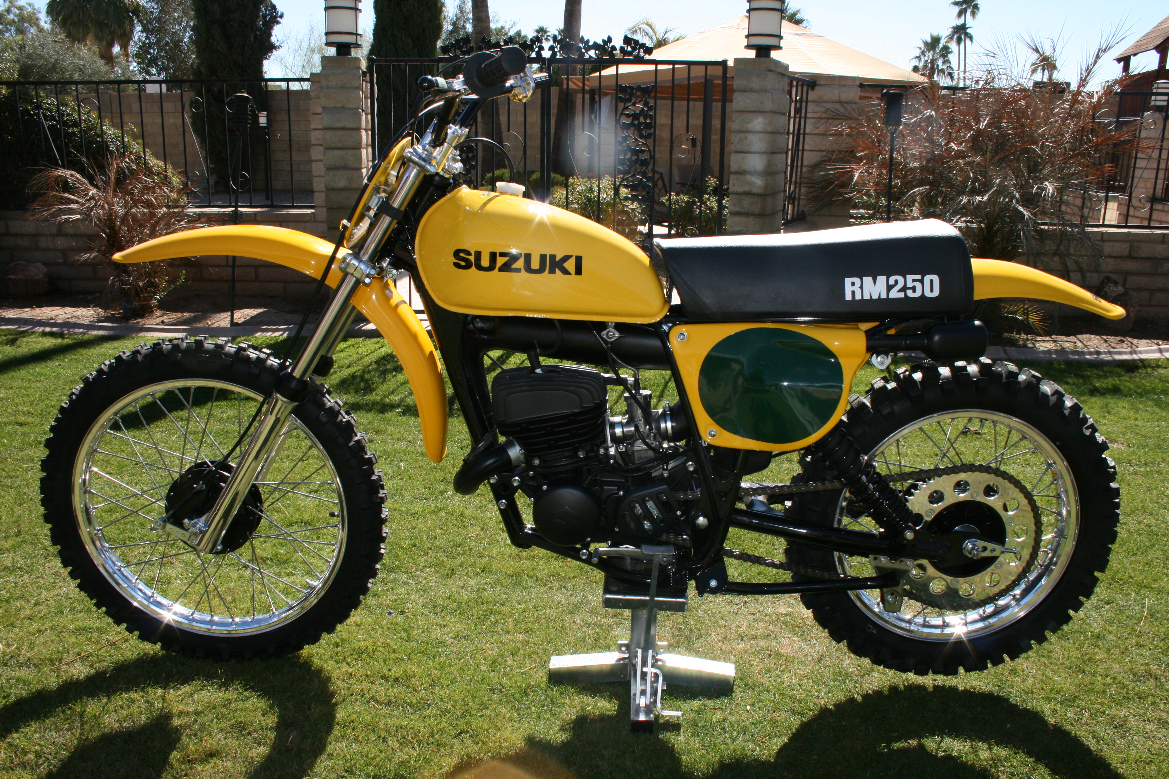 Restoration of 2 Vintage Motocrossers | Woods Cycle Country Blog