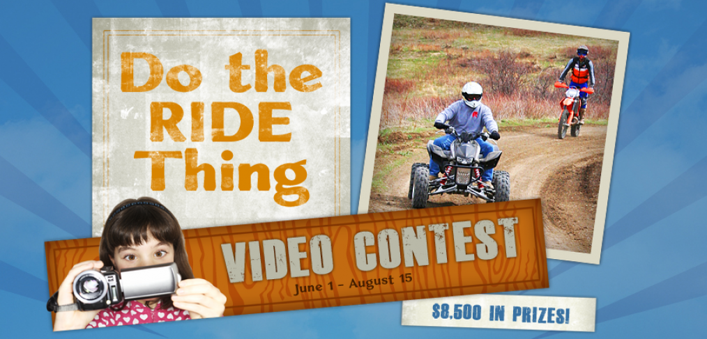 ATV Safety Video Contest