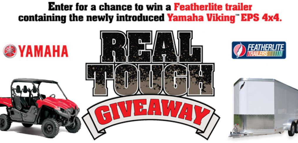 Yamaha's Real Tough Giveaway
