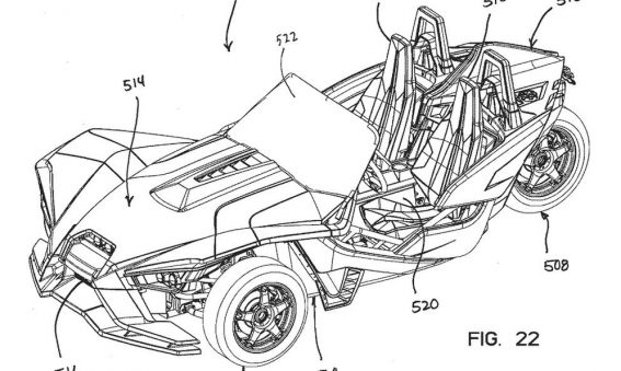 Slingshot Patent Drawing