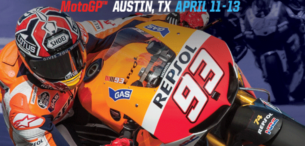Circuit of The Americas MotoGP Group Discount