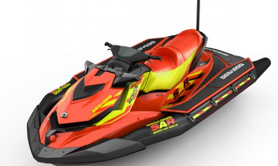 A PWC designed just for Search and Rescue