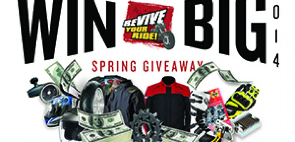 Win Big Spring Giveaway