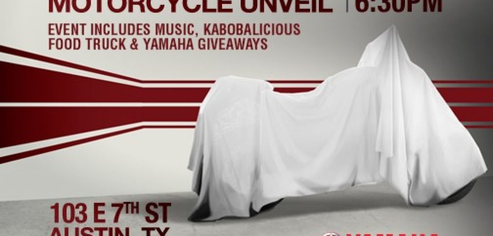 Join Yamaha as they pull the covers off their latest creation