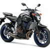 The all new FZ-07 in Liquid Graphite
