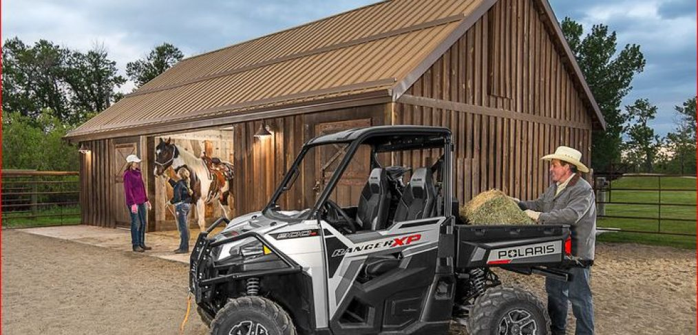 Polaris Ranger 900 Review   Woods Cycle Country Blog