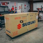 WCC Suzuki DRZ Motorcycle Assembly
